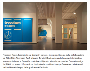 12. Freedom Room Cibic