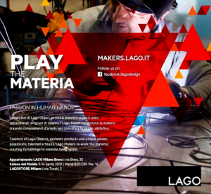2. Play the Materia Lago
